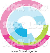 June 19th, 2015: Vector Clipart of a Pastel Logo by KJ Pargeter